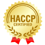 HACCP Certificated