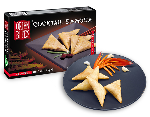 Cocktail Samosa