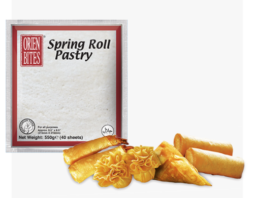 Spring Roll Pastry Pastry FF-OBCN-031 OrienBites