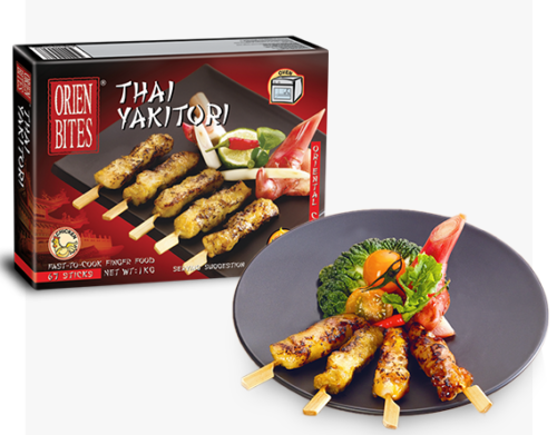 Emballage Thai Yakitori FF-OBCN-035