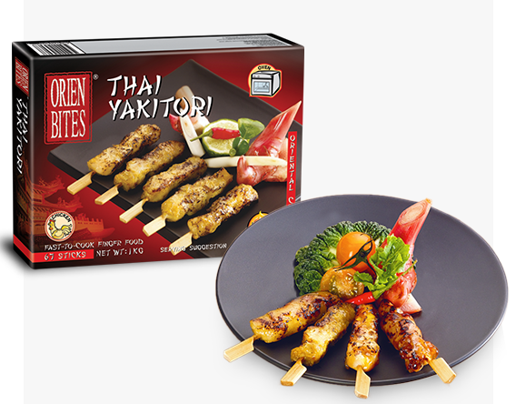 Packaging Thai Yakitori FF-OBCN-035