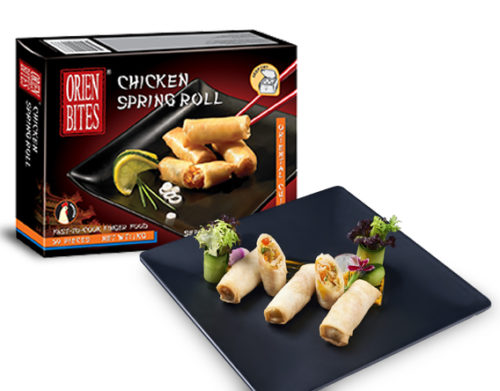 Chicken SpringRolls 20g