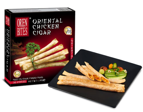 Oriental Chicken Cigar 20g