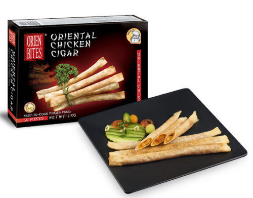 Oriental Chicken Cigar