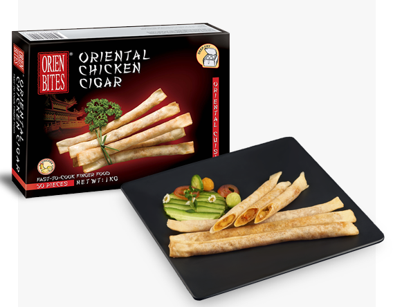 Oriental Chicken Cigars