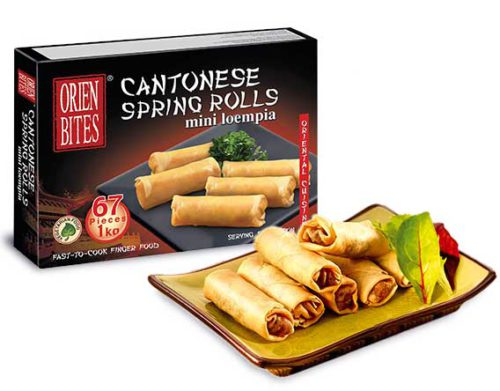 Cantonese Spring roll