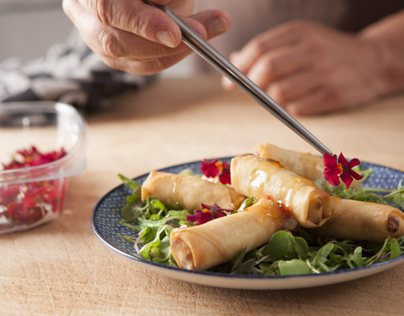 Traiteur Thai Spring Roll