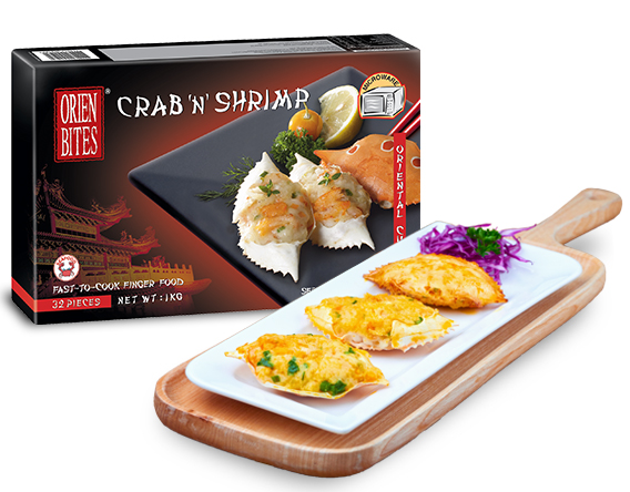 Crab 'n Shrimp 30g