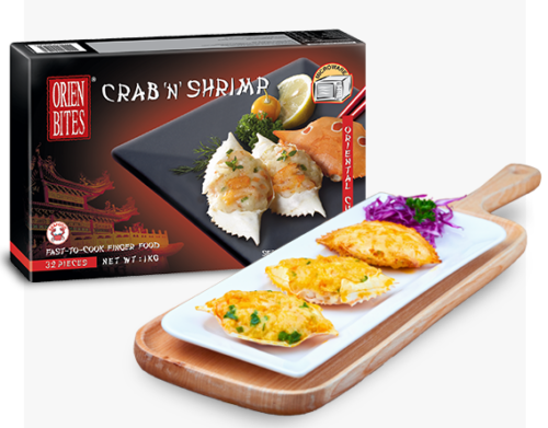 Packaging Crab Shrimp FF-OBCN-046