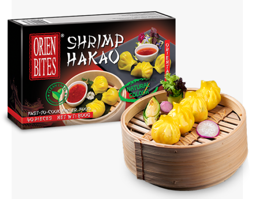 Shrimp Hakao FF-OBCN-068 packaging