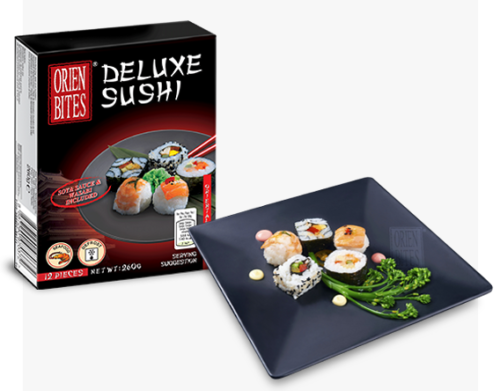Deluxe Sushi Retail Package FF-OBCN-074