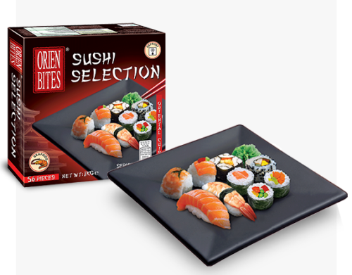Emballage Food service Sushi Selection FF-OBCN-083