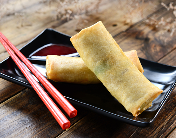 Traiteur Vegetarian Spring Roll