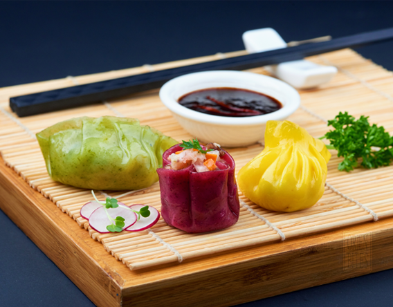 Oriental Authentic Dim Sum