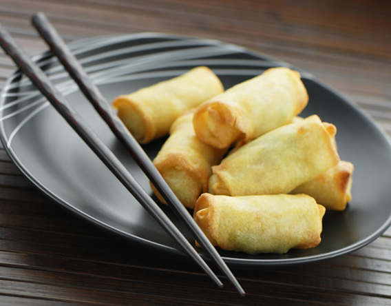 Supplier Healthy Vegetarian Spring Roll Lumpia